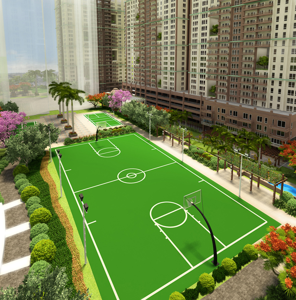 Tivoli Garden Residences - JEDIDIAH PROPERTIES & MANAGEMENT CORPORATION